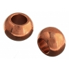 Metal Bead 5X3.4x2.6mm Antique Copper